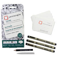 Zentangle 10 Piece Drawing Set