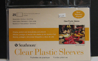 Strathmore Clear Artist Sleeves