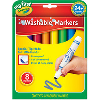 My First Crayola Washable Markers