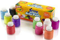 Crayola  Neon Paint 10 Pack