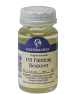 Oil Painting Restorer(Cleaning Agent)