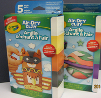 Crayola Air-Dry Variety Packs