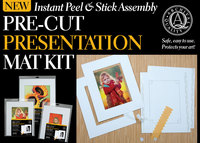 Pre-Cut Presentation Mat Kit