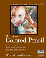 Strathmore Colored Pencil Pads