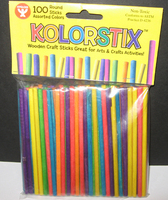 Kolorstix Round Sticks