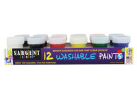 Sargent Washable Paint Sets