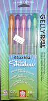 Silver Shadow Gelly Roll