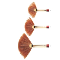 Sceptre Gold II Fan Brushes