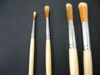 Dynasty Easel Brush Rounds