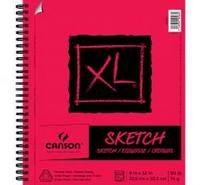 Canson XL Side-Wired Sketch Pads