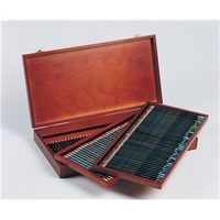 Derwent Artists Pencil Wood Box Set