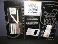 Winsor Newton Sketching Set