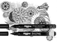 Higgins Refillable Ink Markers