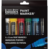 Liquitex Wide Marker Set