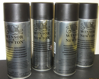 Winsor Newton Artists Varnish Sprays