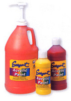 Sargent Acrylic Colors (Half Gallon)