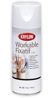 Krylon Workable Fixatif