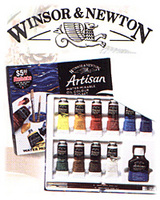 W&N Artisan Water Mixable Oil Studio Set