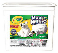 Model Magic 2 lb Tub(White)