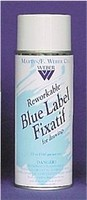 Weber`s Blue Label  Fixative