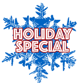 Holiday Specials & Gift Certificates